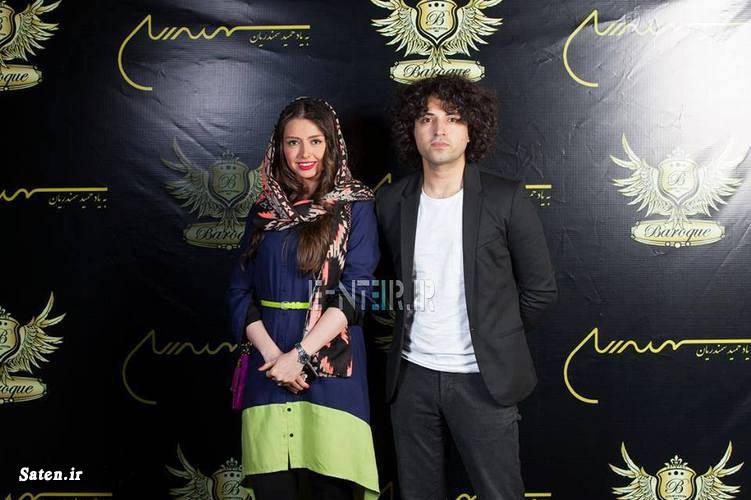 همسر خطیب گفتگو با اشکان خطیبی + بیوگرافی و عکس جدید با همسرش
