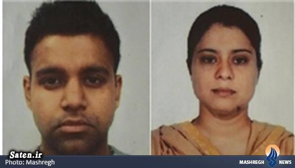 قتل مهتاب قتل دختر دانشجو قتل دختر ایرانی قاتل دختر دانشجو قاتل دختر ایرانی زوج هندی اخبار قتل اخبار حوادث