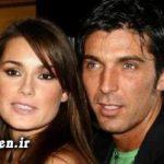 رابطه غیر اخلاقی دروازه بان مشهور با مجری تلویزیون + عکس