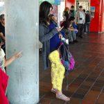 روز بدون شلوار در مترو  + عکس