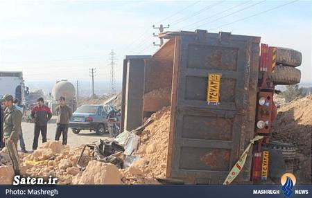 مطالب جذاب مطالب جالب مطالب با حال عکس جذاب عکس جالب عکس با حال تصاویر وحشتناک تصادف وحشتناک در ایران تصادف پراید