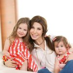 عکس های بسیار زیبا از دختران با نمک نانسی عجرم + عکس همسر