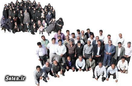 مرد رکورد دار روستای جوجاده رکورد دار ایران رکورد ازدواج خانواده حقپناه حاجعلی حقپناه