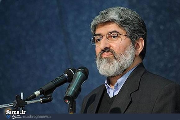 فراکسیون اصولگرایان جوانی علی مطهری بیوگرافی علی مطهری