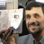 اولین واکنش احمدی نژاد به انتخابات ریاست جمهوری آتی