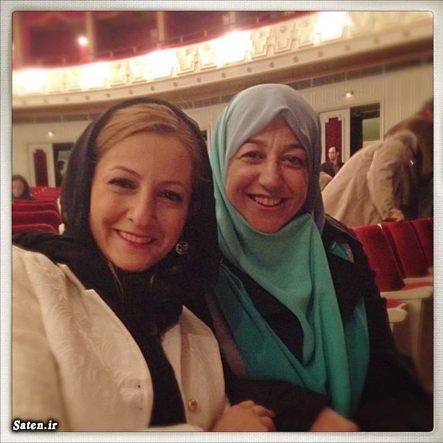 عکس همسر آقای ظریف