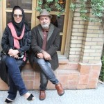 "سیروس مقدم کارگردان سریال ""پایتخت"" و همسرش + بیوگرافی"