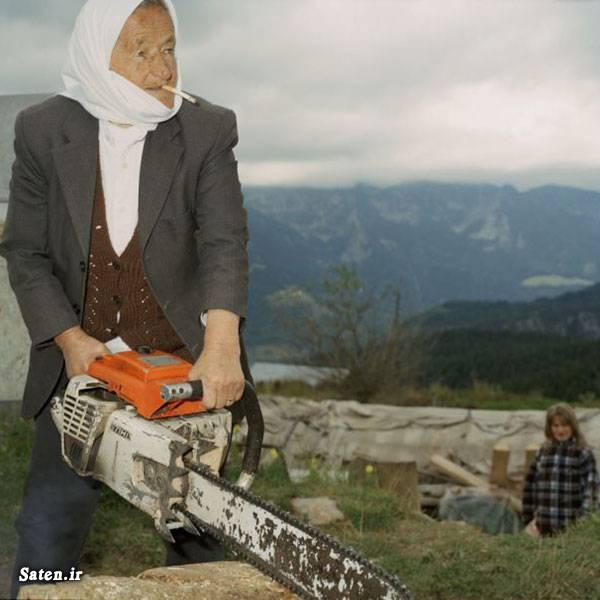 مطالب جالب عکس های جالب و زیبا عکس بورنهشاس زنان عجیب زنان آلبانی زن عجیب بورنهشاس
