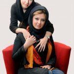 عکس های جالب و زیبا از همسر و خواهر نیوشا ضیغمی