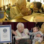 """""""سوشی"""" راز طول عمر مسنترین فرد جهان"""