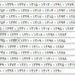 کاملترین فال و طالع بینی چینی سال اسب 93