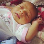 """فرزند 1 ماهه """"جمشید دانایی فر"""" مرزبان شهید شده + عکس"""