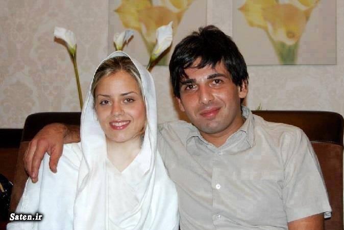 طلاق حمید گودرزی از همسرش,همسر حمید گودرزی,ماندانا همسر حمید گودرزی
