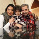 """عکس زیبا از """"یامین"""" دختر جواد رضویان + مصاحبه خواندنی"""