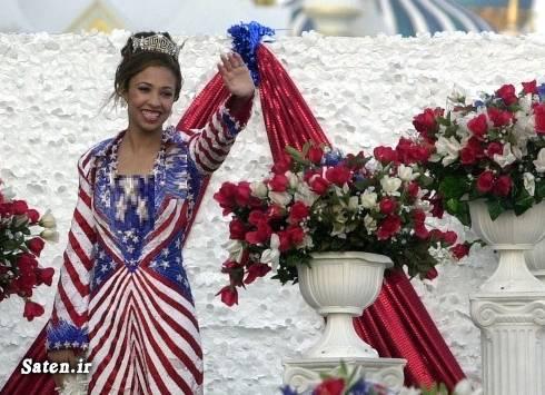 ملکه زیبایی آمریکا زن رئیس جمهور بیوگرافی اریکا هارولد اریکا هارولد Erika Harold