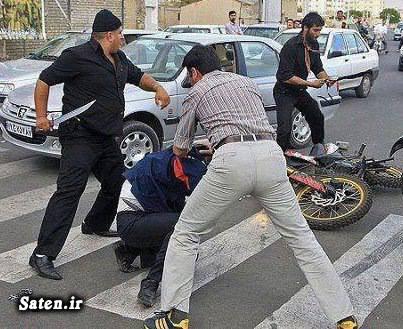 دستگیری اوباش اوباش شهر ری اوباش تهران اسامی اوباش تهران