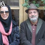 """سیروس مقدم کارگردان سریال """"پایتخت"""" و همسرش الهام غفوری + بیوگرافی"""