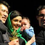 """تیپ جدید """"ترانه علیدوستی"""" در جشنواره فیلم وزول + عکس"""