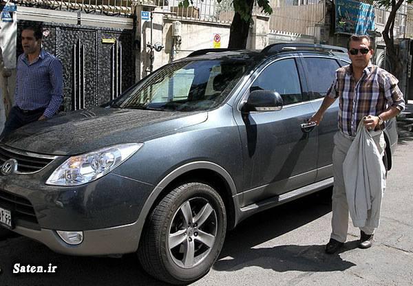 ماشین حمید استیلی خودرو حمید استیلی حوادث تهران بیوگرافی حمید استیلی اخبار تهران اخبار تصادف