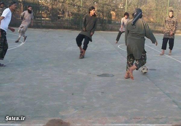 فوتبال داعش تروریستی تکفیری