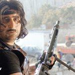 مهران احمدی در نقش یک رمبو + عکس و بیوگرافی