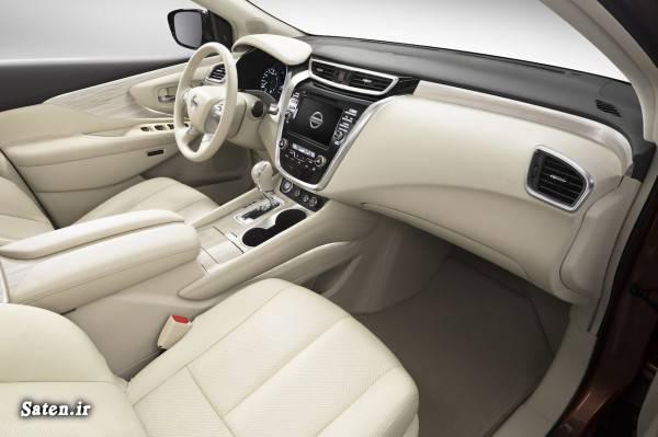مورانو 2015 مورانو مشخصات مورانو مشخصات 2015 Nissan Murano قیمت مورانو قیمت 2015 Nissan Murano فروش مورانو 2015 Nissan Murano