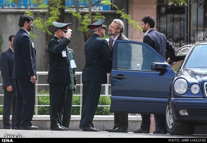 ماشین علی لاریجانی علی لاریجانی خودرو علی لاریجانی