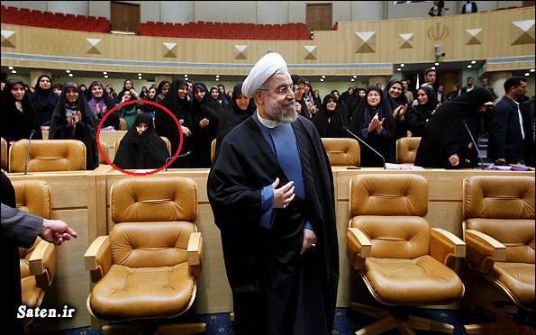 همسر روحانی عکس همسر روحانی بیوگرافی همسر روحانی