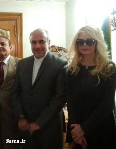 همسر مجتبی امانی مجتبی امانی فیلم آلبا کلرد عکس آلبا کلرد سوابق مجتبی امانی رقصنده مصری آلبا کلرد Alba Clerd