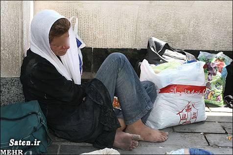 زهرا رحیمی زنان کارتن خواب زن فراری دختر فراری پیشگیری از بارداری بیوگرافی زهرا رحیمی