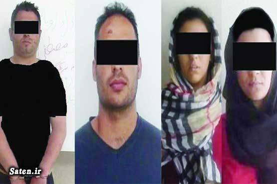 شرور تهران تجاوز جنسی به زور اخبار حوادث آزار و اذیت زنان