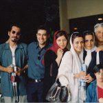 چه کسی شهاب حسینی را مجبور به ازدواج کرد ؟ + عکس