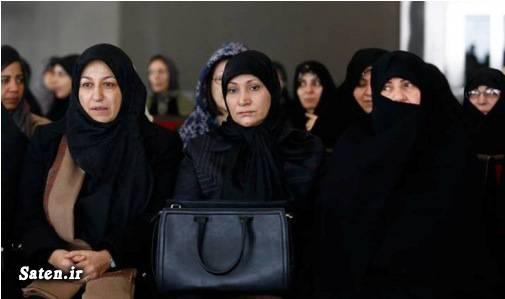 همسر ظریف همسر روحانی همسر جواد ظریف همسر جهانگیری صاحبه عربی