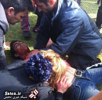 دانشگاه آزاد جویبار حادثه وحشتناک اخبار حوادث