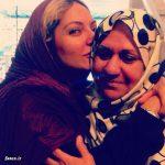 مهناز افشار در آغوش مادرش + عکس 93