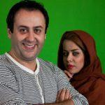 همسر و فرزندان ابراهیم شفیعی ، بازیگر خنده بازار + عکس و بیوگرافی