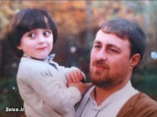 نوه امام خمینی نتیجه امام خمینی فرشته خمینی دختر حسن خمینی دختر امام خمینی