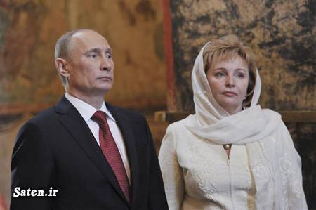 همسر رئیس جمهور روسیه لیودمیلا پوتین لیودمیلا زن پوتین رئیس جمهور روسیه Lyudmila Putina