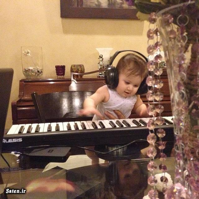 لباس بچه پیانو