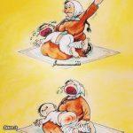 عکس هایی که علی کریمی و فوتبالیستهای معروف برای روز مادر انتخاب کرده اند
