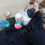 شغل گدایی در تهران با درآمد۹۰ میلیون تومانی در ماه! + عکس