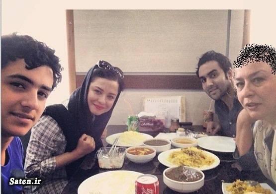 عکس بازیگران شوهر چکامه چمن ماه بیوگرافی مهراوه شریفی نیا بیوگرافی چکامه چمن ماه