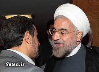 مناظره احمدی نزاد و روحانی