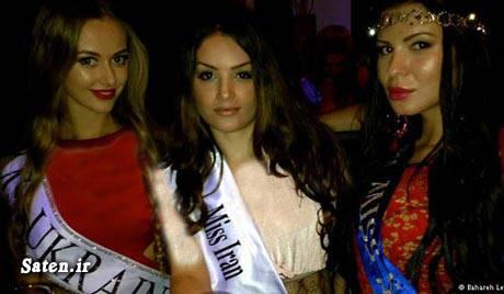 زیباترین دختر بیوگرافی بهاره لتنس بهاره لتنس Bahareh Letnes