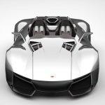 معرفی خودروی سوپر اسپورت شرکت رضوانی (Rezvani Beast) + عکس