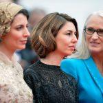 پوشش جنجالی لیلا حاتمی در افتتاحیه جشنواره کن + عکس