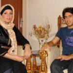 """عکس های دیده نشده """"خسرو حیدری"""" در کنار همسرش + بیوگرافی"""