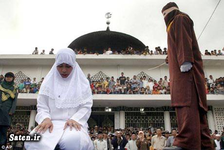 مجازات شلاق شلاق زن هرزه رابطه نامشروع