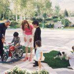 عکس های دیده نشده از خانواده محمدرضا پهلوی (۱)