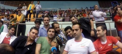 هادی کاظمی نتایج لیگ جهانی والیبال عکس لیگ جهانی والیبال عکس بازیگران اشکان خطیبی اخبار لیگ ملت های والیبال احمد مهرانفر